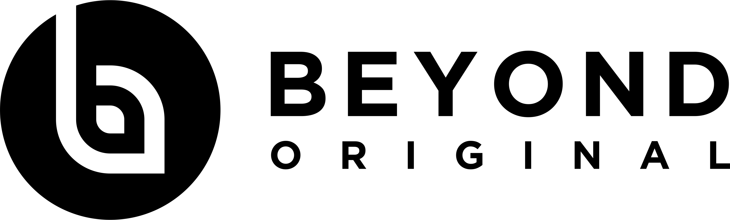 Beyond Original Logo